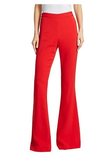Brandon Maxwell Flare Trousers