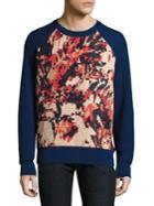 Salvatore Ferragamo Textured Handstitched Sweater