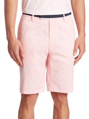 G/fore Contrast Waistband Shorts