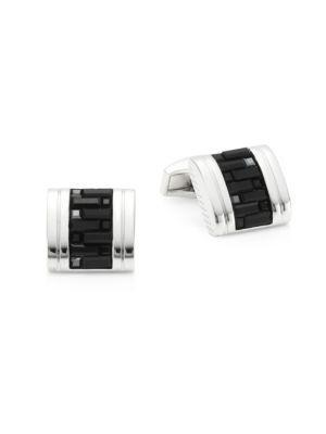 Tateossian Interlock Cufflinks