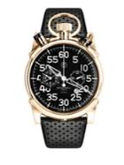 Ct Scuderia Corsa Rose Gold Ip Stainless Steel Watch