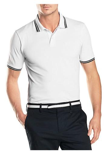 G/fore Tipped Polo