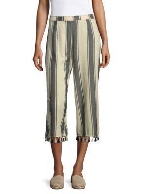 Dodo Bar Or Baka Striped Pants