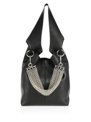 Alexander Wang Leather Hobo Bag