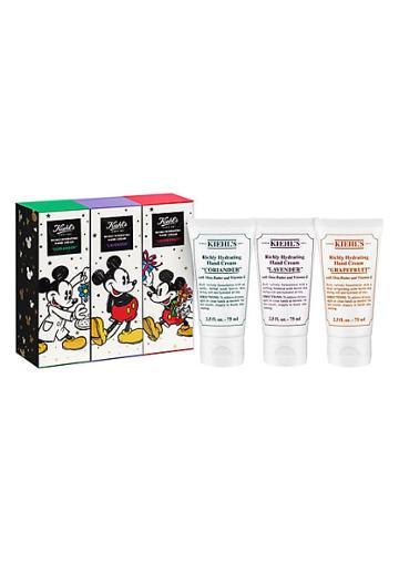 Kiehl's Since Disney X Kiehl's Mickey Scented Hand Cream Trio