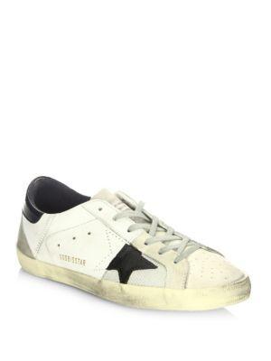 Golden Goose Deluxe Brand Superstar Trilogy Low Top Sneakers