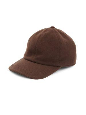 Saks Fifth Avenue Collection Earflap Baseball Cap