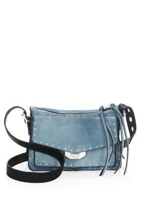 Rag & Bone Small Studded Field Messenger Bag