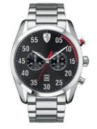 Scuderia Ferrari D50 Stainless Steel Chronograph Watch