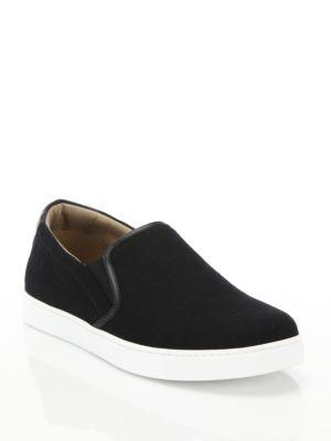 Gianvito Rossi Low-top Slip-on Sneakers