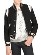 Saint Laurent Baseball Jacket