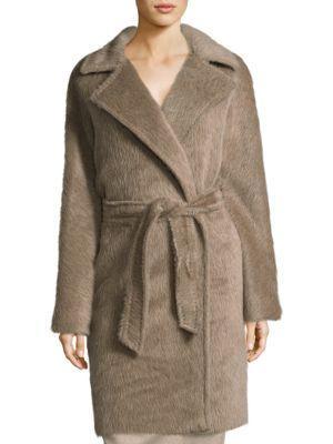 Max Mara Genzana Wool & Alpaca Coat