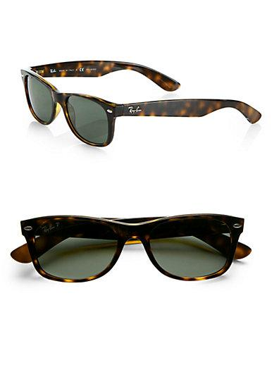 Ray-ban New Wayfarer Square Polar Sunglasses