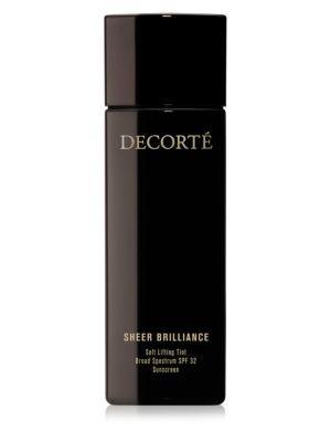 Decorte Sheer Brilliance Soft Lifting Tint Broad Spectrum Spf 32 Pa+++