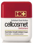 Cellcosmet Switzerland Exfoliant Dual Action