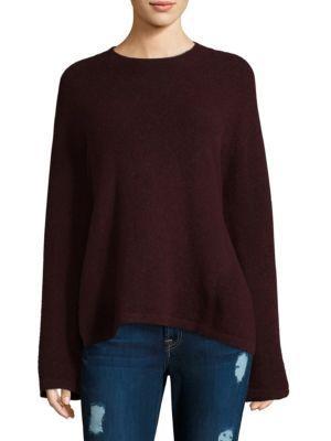360 Cashmere Helena Flare-sleeve Cashmere Sweater