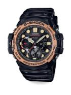 G-shock Rose Goldtone Resin Strap Watch