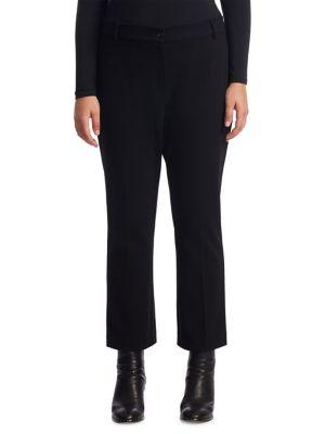 Marina Rinaldi, Plus Size Basic Buttoned Pants