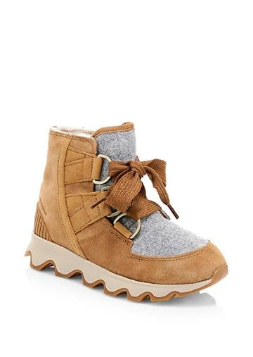 Sorel Kinetic Short Lace-up Boots