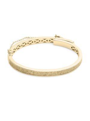 Eddie Borgo Eddie Borgo Ex Thin Safety Chain Bracelet