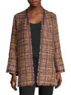 Etro Multi-tweed Jacket