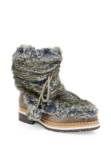 Sam Edelman Blanche Vaquero Saddle Leather Boots