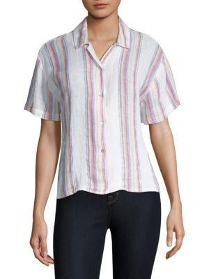 Rails Zuma Stripe Button-down