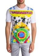 Dsquared2 Star Printed Tee