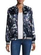 Airlie Magnolia Bomber Jacket
