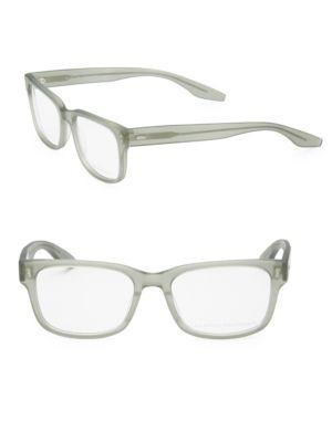 Barton Perreira Huncke Matte Absinthe 52mm Optical Glasses