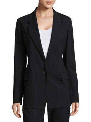 Donna Karan New York One-button Blazer
