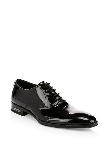 Paul Smith Patent Leather Oxfords
