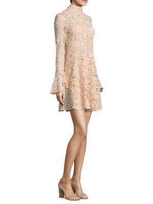 Airlie A-line Lace Dress