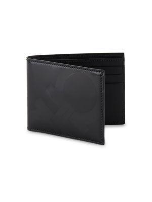 Salvatore Ferragamo Bifold Leather Wallet