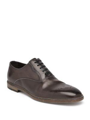 Dolce & Gabbana Oxford Toe Oxfords