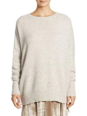 Adam Lippes Wool & Cashmere Pullover