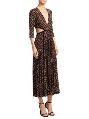 A.l.c. Reece Silk Dress