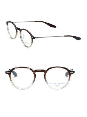 Barton Perreira Elon Tornade Gradient 48mm Optical Glasses