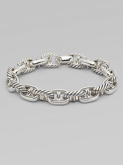 David Yurman Anchor Link Bracelet