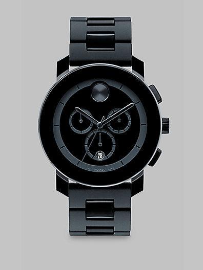 Movado Bold Chronograph Watch/bracelet