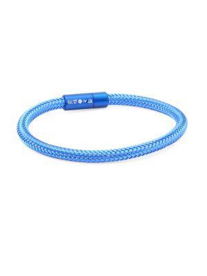 Tateossian Soho Braided Bracelet