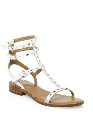 Rebecca Minkoff Arella Studded Gladiator Sandals