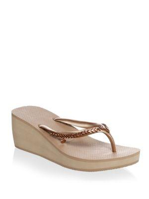 Havaianas Classic Wedge Sandals