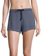 Skin Striped Shorts
