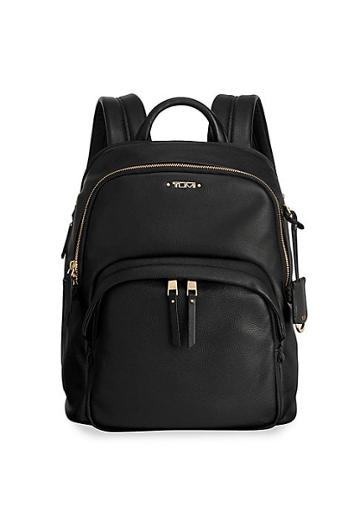 Tumi Voyageur Dori Leather Backpack