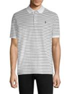 Polo Ralph Lauren Stripe Cotton Polo Shirt