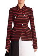Proenza Schouler Double Breasted Jacket