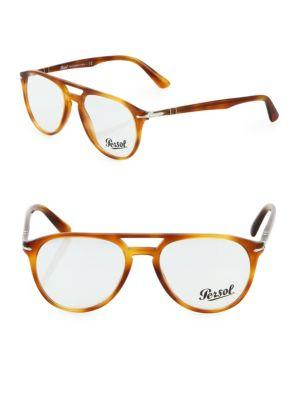 Persol Sienna 52mm Pilot Optical Glasses