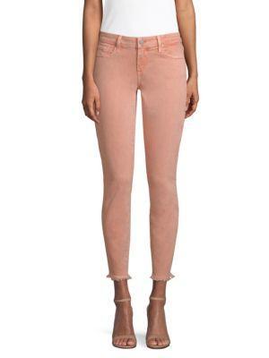 Paige Vertigo Ankle Skinny Jeans