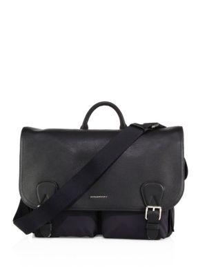 Burberry Top-handle Messenger Bag